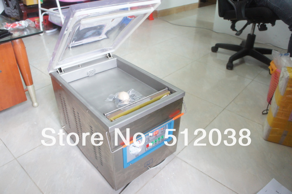 DZ-260 DESKTOP VACUUM AIR FREE SEALING SEALER MACHINE , Vacuum chamber Packaging/packing Machine FOR MAXIMUM 390*285 mm - Hong Kong NMX Technology Co., Ltd. store