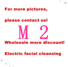 Wholesale price brand new cleaning facial Face Care Beauty Too system Electric Facial Pore Cleaner(China (Mainland))