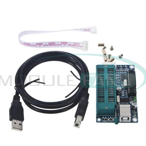 Develop Micro controller Programmer K150 ICSP USB PIC Automatic Programming New(China (Mainland))