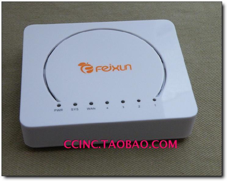 Feixun fag101 dsl wired router 4 lan(China (Mainland))