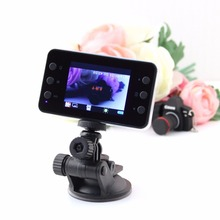 K6000 Car Camera for Novatek Chipset Car Digital Video Recorder 25FPS 2.4 inch TFT Screen Car DVR drop shipping~~(China (Mainland))