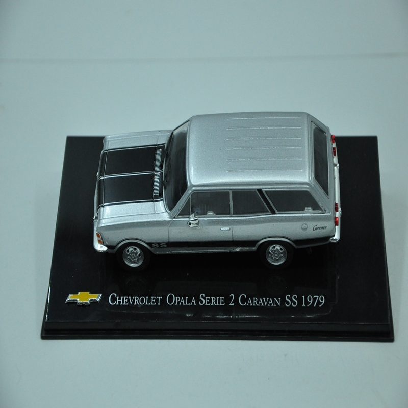 1:43 THE IXO High Quality model car TOYS CHEVROLET OPALA SERIE 2 CARAVAN SS 1979 Alloy Diecast Antique car model For Collect(China (Mainland))