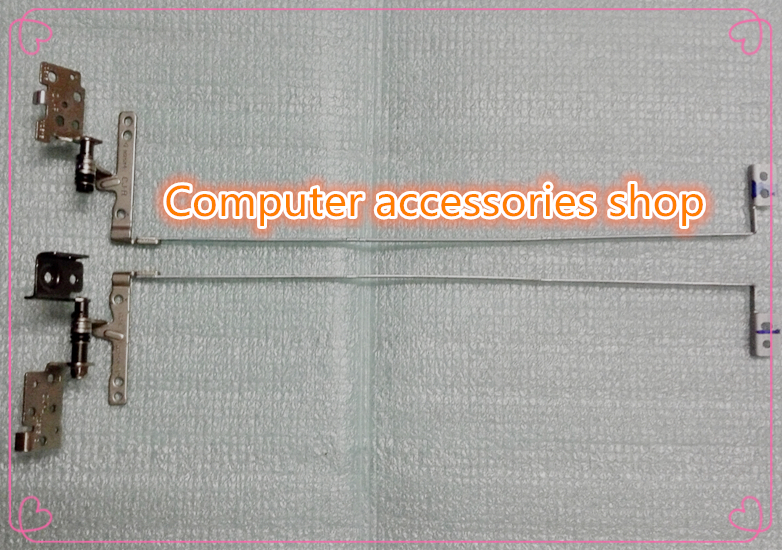 Original LCD LED HINGE FOR Lenovo IdeaPad N580 N585 15.6 inch Left + Right HINGES(China (Mainland))