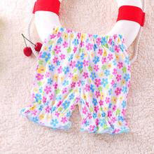 Baby summer shorts newborn baby cotton underwear shorts 0-24months baby pant gril short infant baby toddler girls short trouser