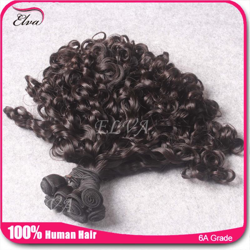 Virgin Human Hair Weave 105