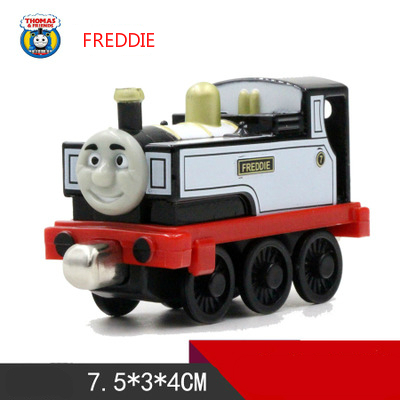 FREDDIE One Piece Diecast Metal Train Toy Thomas and Friends Megnetic Train The Tank Engine Toys For Children Kids Gifts(China (Mainland))