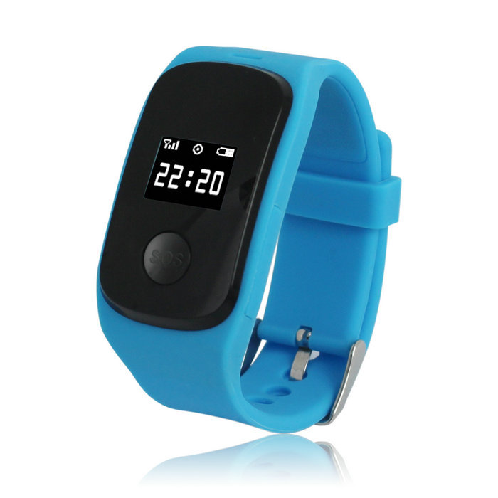 Special Offer!!!PG22 0.66 Inch LED Screen GPS Tracking Watch For Children Single SIM GSM Network Support SOS Emergency Call(China (Mainland))