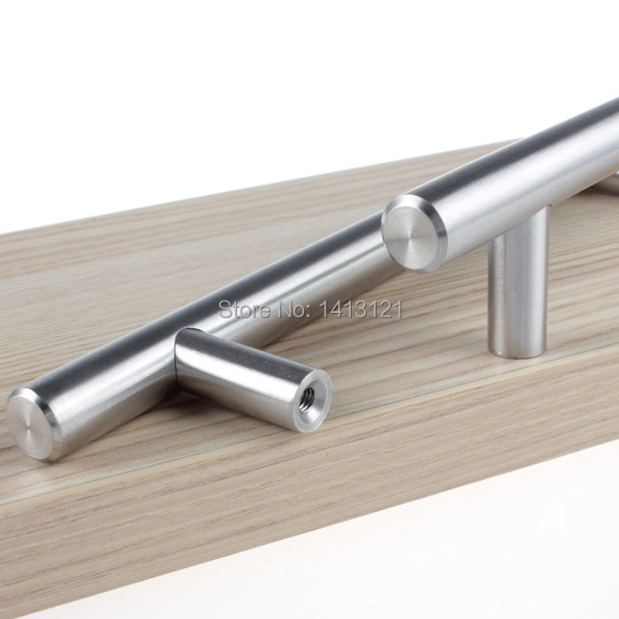 free shipping kitch 128mm furniture handle knob stainless steel handle drawer wardrobe door pull closet handle house hardware(China (Mainland))