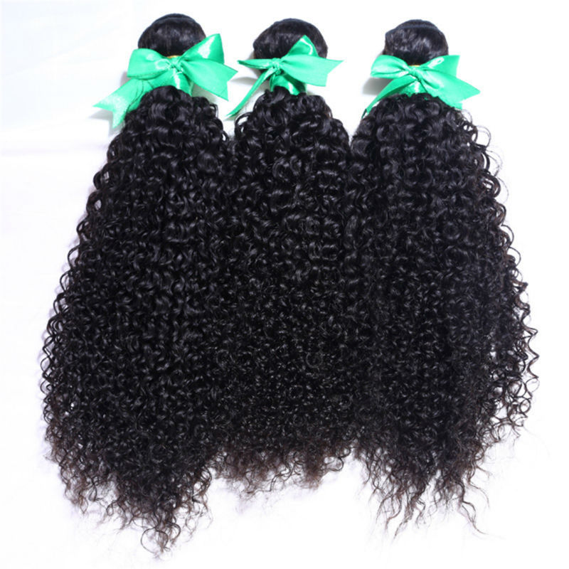 Peruvian Curly Hair 4pcs/lot Peruvian Virgin Hair Kinky Curly Virgin Hair Human Hair weave Kinky Curly Weave Cheap Can Be Dyed