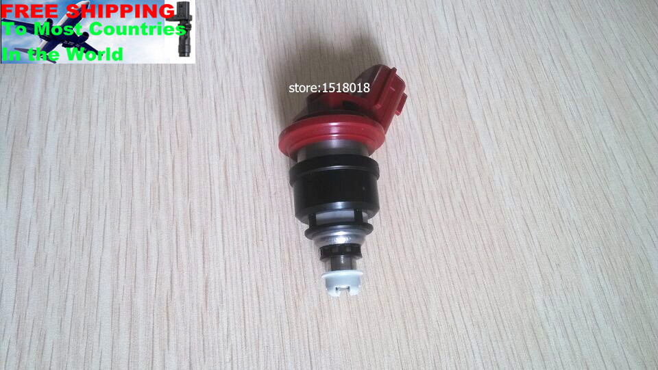 FUEL & ENGINE CONTROL FUEL INJECTOR 16600-53J03 compatible cars:Nissan Sunny,Sentra,Bluebird 16600-53J00 Infiniti G20 P10 SR20(China (Mainland))