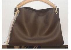 Top-Quality The fashion leisure shoulder bag Famous brand Women Messenger Bag monogram canvas Artsy(China (Mainland))