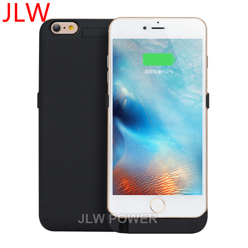 10000mAh Battery Case For iphone 6 plus Charger Case For iphone 6s plus Battery Cover Luxury Power Bank Battery Clip brand case(China (Mainland))