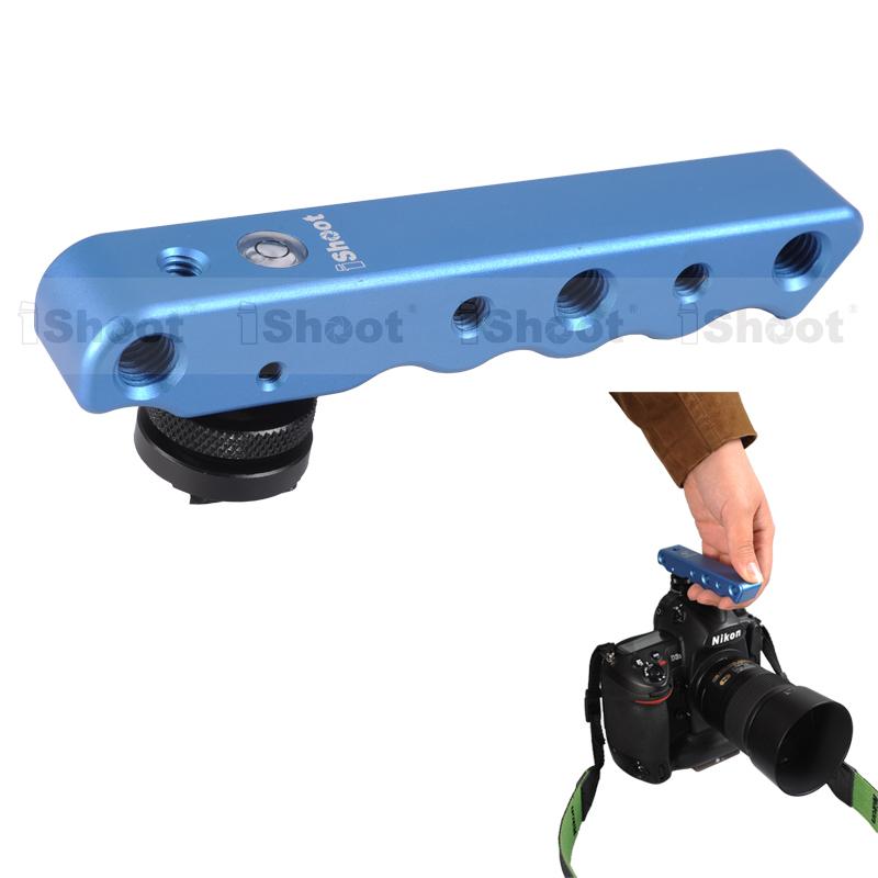 Hand-held Stabilizer Dslr Video Camera Bracket Holder for Nikon D4/D3S, D800/D800E/D700/D610/D600, D7100/D7000/D5300/D5200/D3200(China (Mainland))