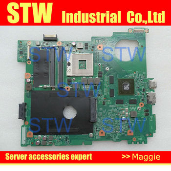 mainboard J2WW8 0J2WW8 laptop motherboard forDell N5110  intel Non-integrated, used  95% new, 2 month warranty