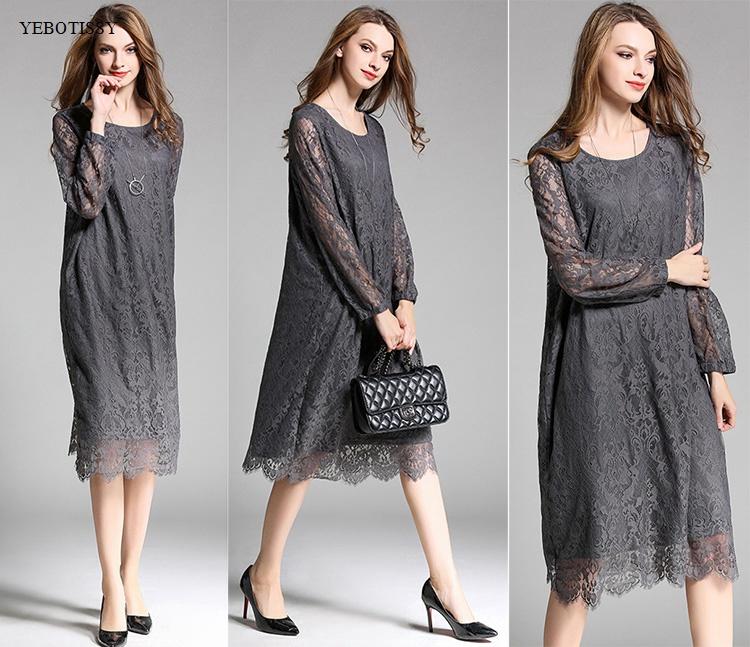 lace dress 2017 plus size (19)