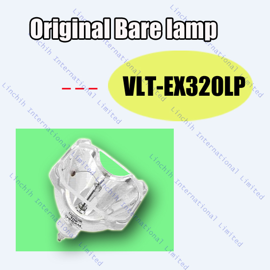 Original VLT-EX320LP for Mitsubishi EW330U ; EW331U-ST ; EX320-ST ; EX320U ; EX321U ; EX321U-ST ; EX330U ; EX331U ; EX331U-ST<br><br>Aliexpress
