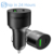 Tronsmart C2PTU Car-Charger Qualcomm Official Quick Charge 3.0 QC3.0 Certified 33W USB Type-C Car Charger for Phone Power Bank