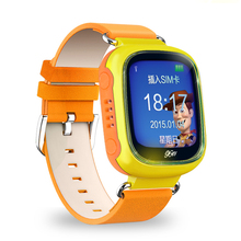of small private mode Angel children smart watch large color screen smart wearable phone mobile phone security