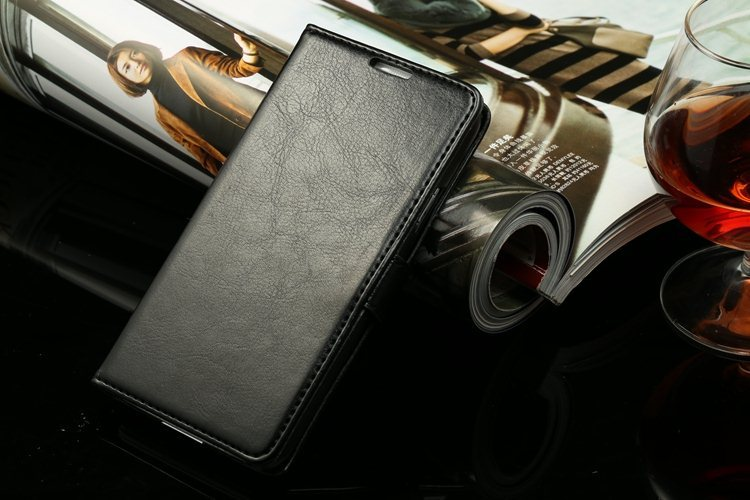 stand Wallet PU Leather flip cover Case samsung galaxy S5 + MOQ: - unitedbravery store