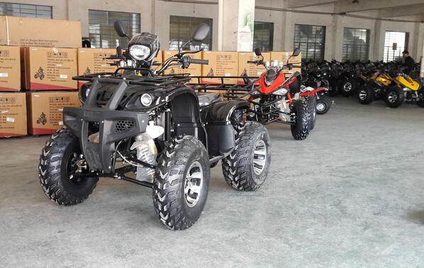 250CC QUAD 250cc quad 250cc atv Electric start 4 stroke off road atv(ATV250-038)(China (Mainland))