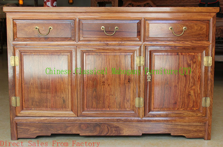 Chinese Classical Mahogany Furniture Rosewood Kitchen Furniture Dining  Style Tradition Luxurious   JY Classic Store