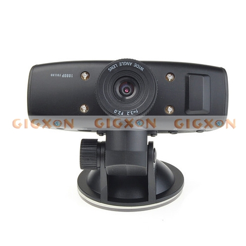 HD 1080P Car Camera DVR Dashboard Vehicle Black Box Video Recorder Camcorder(China (Mainland))