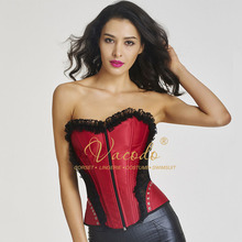 Hot and new palace corset corset top female Sweetheart Lace postpartum body