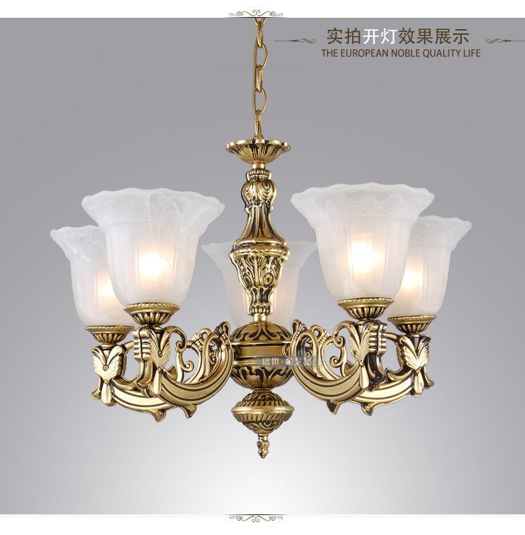 Modern Antique chandelier bedroom lamp bronze color fashion chandelier Lighting rustic lighting lamps<br><br>Aliexpress