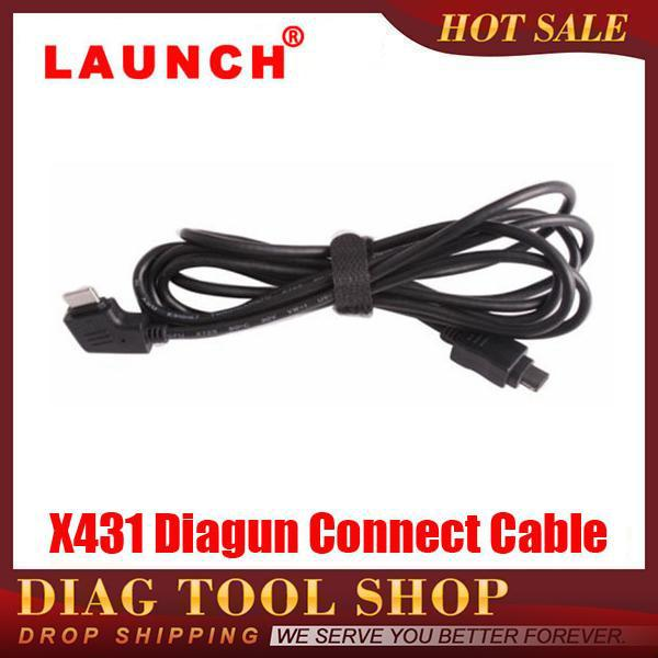2015 Original Launch X431 diagun Connect Cable for Main Unit pad and Bluetooth connector(China (Mainland))