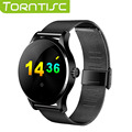 Torntisc Bluetooth Smart Watch K88H 1 22 Inch Full Circle Screen Heart Rate Smartwatch Phone for