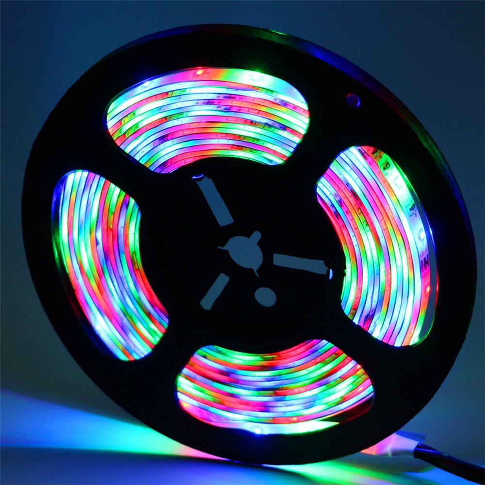 1M / 5M 3014SMD LED Strip Light Waterproof / Not waterproof LED String 12V LED Tape Lamp Cheaper ...