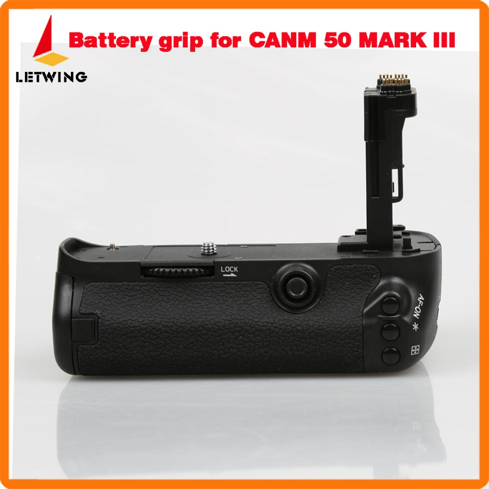 Free Shipping  BG-E11 Vertical Battery Holder Grip Pack for Canon EOS 5D Mark III Camera<br><br>Aliexpress