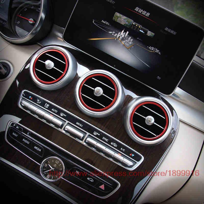 Online kaufen gro handel mercedes lufterfrischer aus china for Mercedes benz air freshener