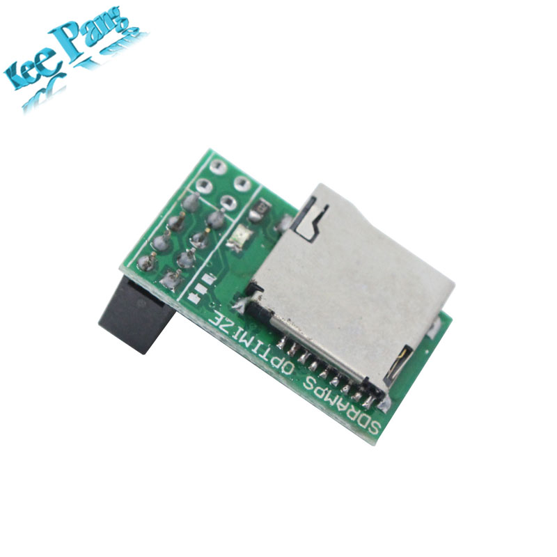 1Pcs TF Card SD Ramps Breakout Module Adapter for 3D Printer Reprap RAMPS 1.4 Free Shipping<br><br>Aliexpress