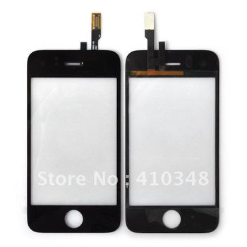 Free shipping 5pcs/lot Digitizer for iPhone 3G Touch Screen
