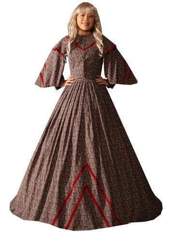 Ladies Victorian Day Costume Renaissance Dress Diy(China (Mainland))