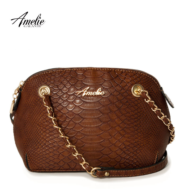 Гаджет  AmelieGalanti  new fashion shoulder bag   women bag shell bag hand bag serpentine bag zipper bag None Камера и Сумки