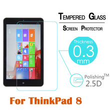 9H Premium Tempered Glass Screen Guard Protector Toughened protective Film For Lenovo Thinkpad 8 8.3″ LCD Tablet PC film