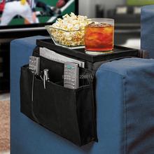 1 pcs Sofa Couch Arm 6 Pockets Rest Tidy Caddy Organizer Storage Case Bag Hot!(China (Mainland))