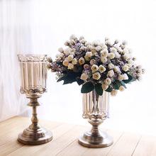 Glass Vase Vase For Wedding Decoration Vase Decoration Home(China (Mainland))