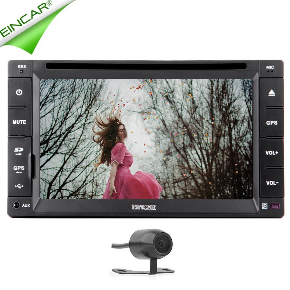"""6.2"""" Car Stereo 2 din Win 8.0 DVD Player FM AM Bluetooth USB SD GPS Navigation AV Receiver with 6.2 inch Capacitive Touchscreen(China (Mainland))"""
