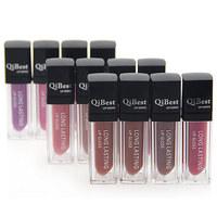 Hot Sale Matte Lipstick Famous Brand 12 colors Nutritious Lip Tint Gloss Waterproof Women Lip Care Makeup Moisture Lip Gloss