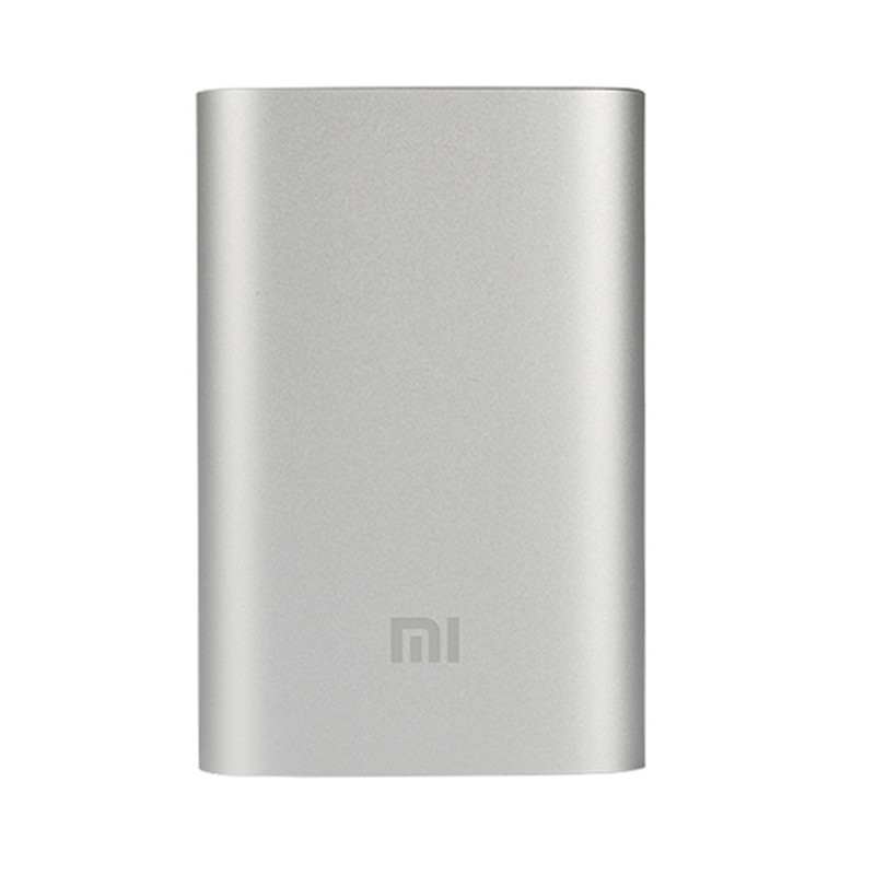 Original Xiaomi Power Bank 10000mAh External Battery Xiaomi Mi Battery 10000 mAh Portable Charger for iPhone 6 S Xiaomi Note(China (Mainland))