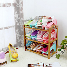 Save Space Living Room Furniture modern new Creative high quality Collapsible shoe rack Simple plastic shoe rack shoe storage(China (Mainland))