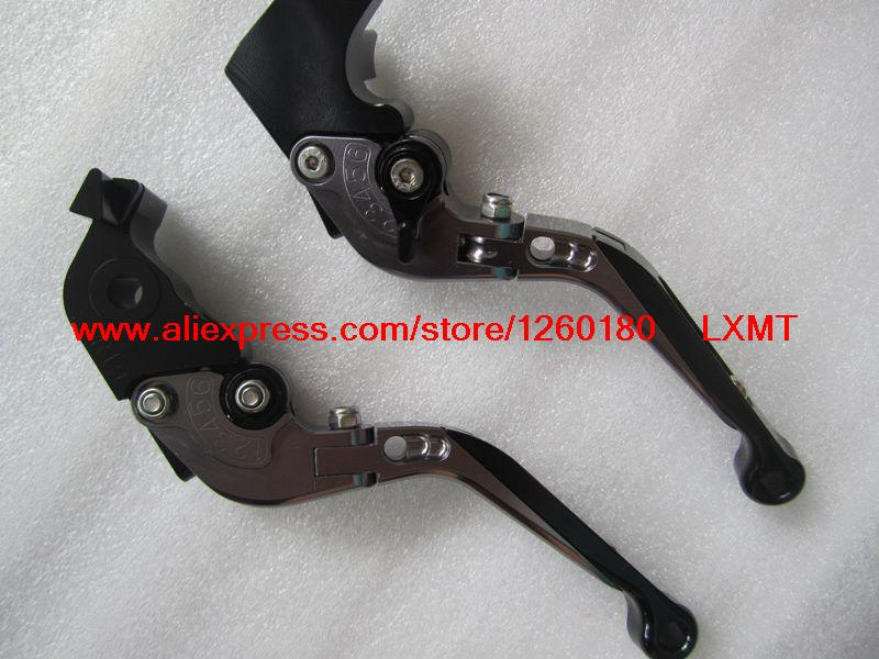 Extending Folded Clutch Levers fit Aprilia DORSODURO 750 2008 - 2015 Lever DORSODURO 750 2008 Motorcycle 6 colors for choose(China (Mainland))