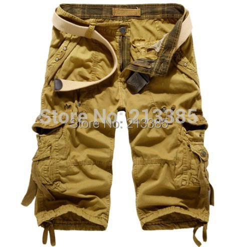 2015 Hot-selling Men Casual Sports Shorts fashion Camo Cargo Military Camouflage - Man Show store