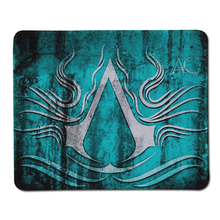 Buy Hot Anime mousepad Assassins Creed mouse pad best gaming mouse pad gamer League large assassins 4 logo mouse pad keyboard pad for $2.14 in AliExpress store