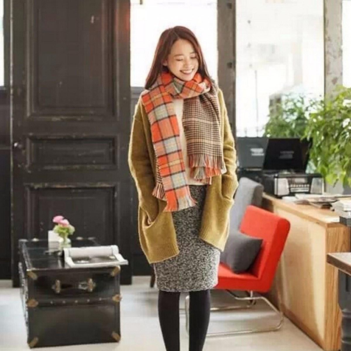 Fashion Winter Scarf 2016 font b Tartan b font Scarf women Plaid Scarf New Designer Unisex