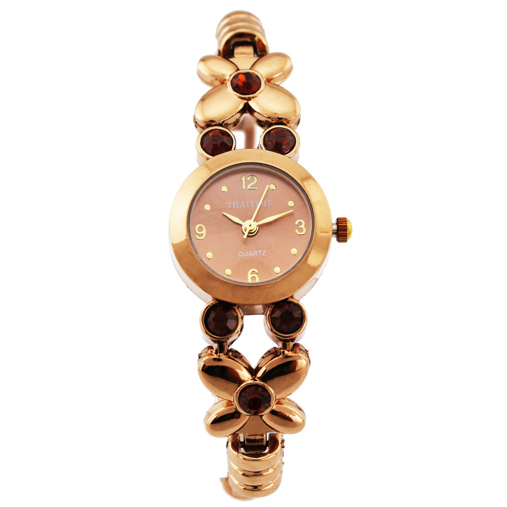 THAITIME Fashion & Casual Ladies Stainless Steel Watch Cute Butterfly Chain Women Dress Watches waterproof watch,TTG42(China (Mainland))