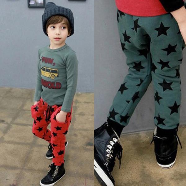 Штаны для мальчиков YRDHK Toddler XD728